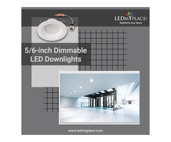 Hurry Up !! Purchase 5/6 Inch LED Downlight On Heavy Discount