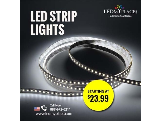 Good Choice Is to go With the RGB Best LED Strip Lights | free-classifieds-usa.com