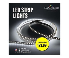 Good Choice Is to go With the RGB Best LED Strip Lights
