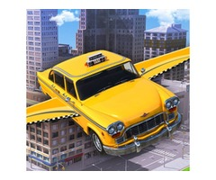 Beavertain taxi cab in usa.