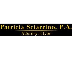 Divorce Attorney in FORT PIERCE,FLORIDA -Patricia Sciarrino