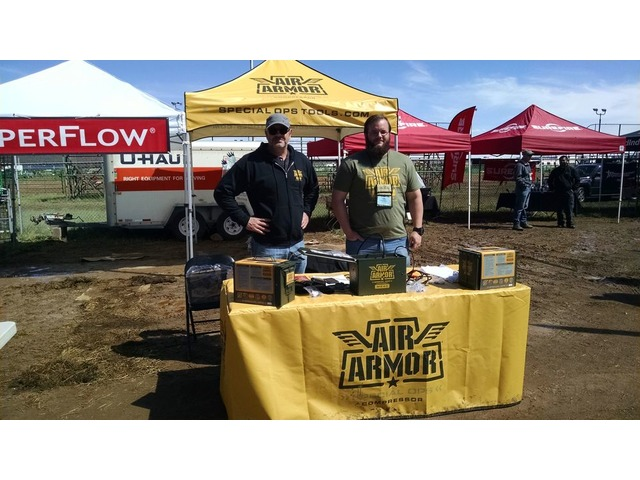 Armor M240 Portable 12-Volt Air Compressor Kit | Q Industries Inc | free-classifieds-usa.com