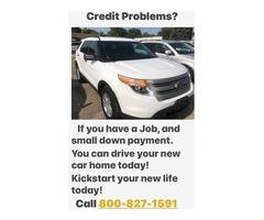 Credit Problem?