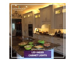 LED Under Cabinet Lights - New Innovative LED Kitchen Lighting Idea