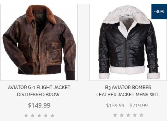 Leather Jacket and Coats | free-classifieds-usa.com