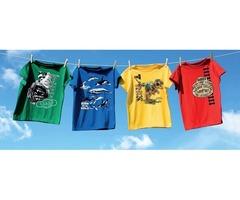 Create custom apparel at Image Star