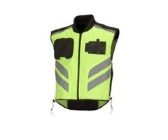High Visibility Motorcycle vests