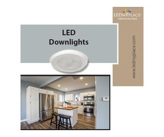 You Deserve to have Improved Lights Inside Homes, Install LED Downlights