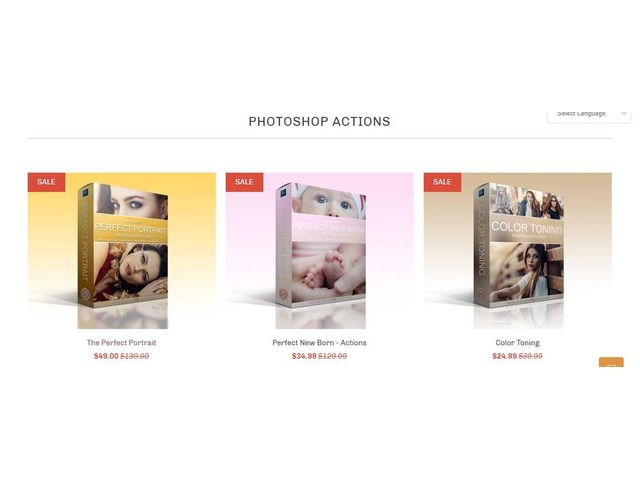 Download Photoshop Actions | Download Photoshop Presets