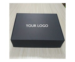 Create your design and get Custom Shirt box Wholesale