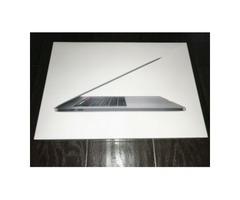 Apple MacBook Pro 15″ Touch 9th Gen Intel i7 /16GB / 256GB – MV902LL/A SEALED