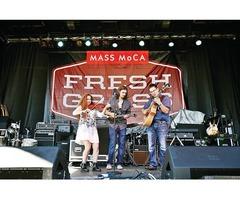 The USA Summer Music Festival - FreshGrass