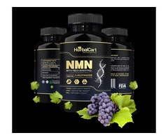 Buy Anti Aging Supplement - NMN with Resveratrol