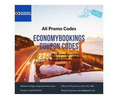 Economy bookings Coupon Codes