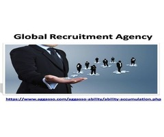 Global Recruitment Agency | We Work With Lot Of Responsibility