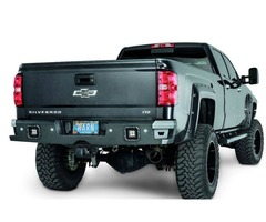 Toyota tacoma bumper