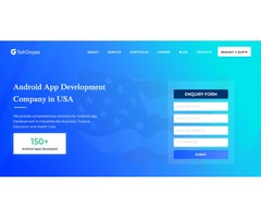 Android Application Development Company USA