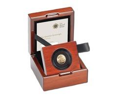 2016 UK 1/4 Gold Sovereign