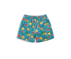 Tidebuy Colorful Fruit Mens Beach Board Shorts