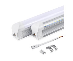 LED Integrated Tubes T8 4ft 2ft 1.2m 600mm 1200mm Tube Light 10W 22w LED Bulb Tube LED Lights Lamp S