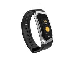 Tourya E18 Bluetooth Smart Band Fitness Tracker Heart Rate Monitor