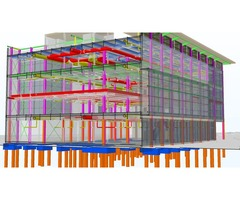 Structural Steel Detailing Services - Silicon Outsourcing
