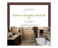 Bathroom Remodeling Pittsburgh PA