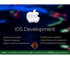Global premium iOS App development & iPhone App development services