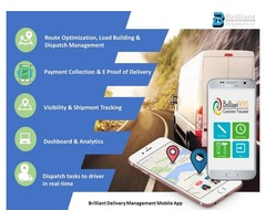 Efficient Delivery Management System Software