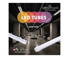 T8 LED Tube Lights are the Best Replacement to LED Bulbs - Grab Now