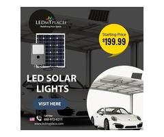 We Sell LED Solar Lights to Relieve Your Energy Costs At All Levels