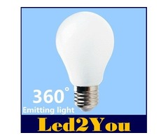 E27 Led Bulbs 3W 5W 7W 9W Led Lights 360 Degree Led Globe Lamps SMD 2835 High Lumens Led Spotlights