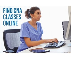 Get CNA Classes Online at Affordable Price