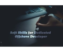 Soft Skills For Dedicated Offshore Developers | Get Me Devs