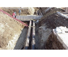 Steam Pipe Insulation