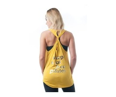 Yoga Tops for Women to Feel Comfortable During Workout