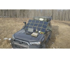 Purchase Best 200W Folding Solar Blanket @ Off Grid Trek