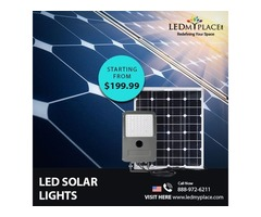 Buy Cheap LED Solar Lights At Online Store