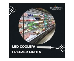 LED Cooler/Freezer Lights - LED Refrigerated Display Lights by LEDMyplace