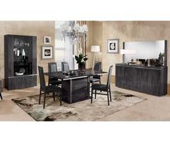 Manaus Modern Dining Room Set - Free Shipping | Get.Furniture