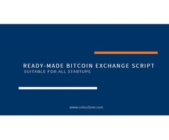 Coinsclone - Bitcoin & Cryptocurrency Exchange Software Development Company