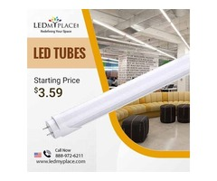 Buy Now the Best LED Tube Lights for Residential & Commercial Purposes