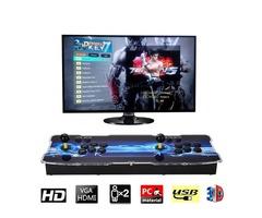 2019 [2199 3D HD Games] Pandora 7 3D 1280*1080P 32GB Arcade Video Game Console Box Arcade Machine Do
