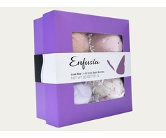 We provide High-Quality Custom Boxes for bath bombs Wholesale