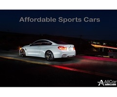 Affordable Sports Cars | All Car Sales