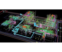 HVAC Coordination Drawings Services - Silicon Outsourcing