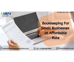 Reliable Bookkeeping services for small business