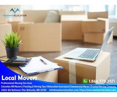 Mashav Relocation is one of the Top Moving Company