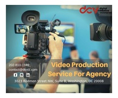 Video Production Service For Agency