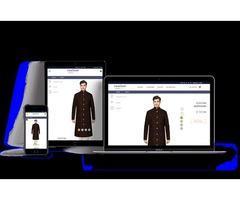 Men Sherwani Customization Software | Fashion Design Software